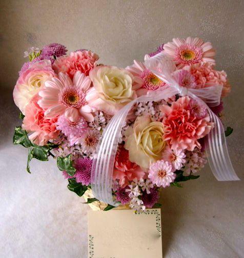花ギフト|フラワーギフト|誕生日 花|カノシェ話題|スタンド花|ウエディングブーケ|花束|花屋|54737