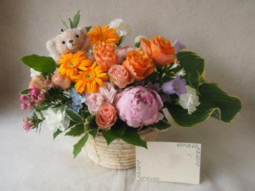 花ギフト|フラワーギフト|誕生日 花|カノシェ話題|スタンド花|ウエディングブーケ|花束|花屋|48231