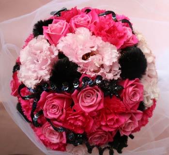 花ギフト|フラワーギフト|誕生日 花|カノシェ話題|スタンド花|ウエディングブーケ|花束|花屋|グランドハイアットピンク