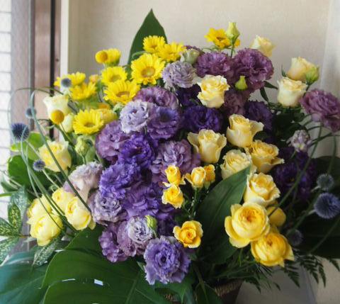 花ギフト|フラワーギフト|誕生日 花|カノシェ話題|スタンド花|ウエディングブーケ|花束|花屋|56517