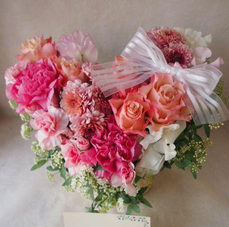 花ギフト|フラワーギフト|誕生日 花|カノシェ話題|スタンド花|ウエディングブーケ|花束|花屋|46017