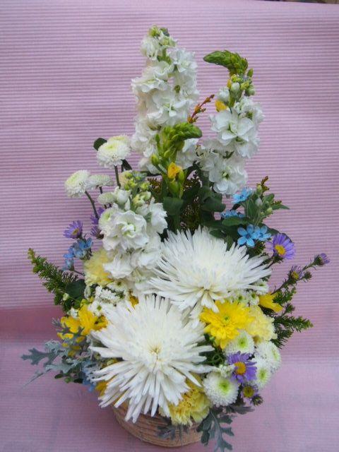 花ギフト|フラワーギフト|誕生日 花|カノシェ話題|スタンド花|ウエディングブーケ|花束|花屋|22605