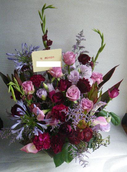 花ギフト|フラワーギフト|誕生日 花|カノシェ話題|スタンド花|ウエディングブーケ|花束|花屋|otonaq