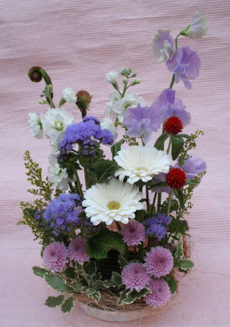 花ギフト|フラワーギフト|誕生日 花|カノシェ話題|スタンド花|ウエディングブーケ|花束|花屋|IMG_0336
