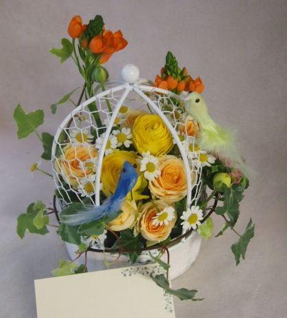 花ギフト|フラワーギフト|誕生日 花|カノシェ話題|スタンド花|ウエディングブーケ|花束|花屋|46797