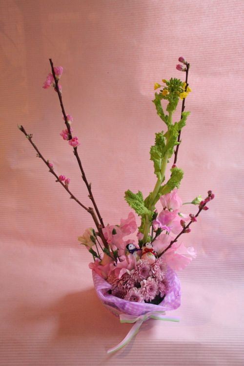 花ギフト|フラワーギフト|誕生日 花|カノシェ話題|スタンド花|ウエディングブーケ|花束|花屋|IMG_1177