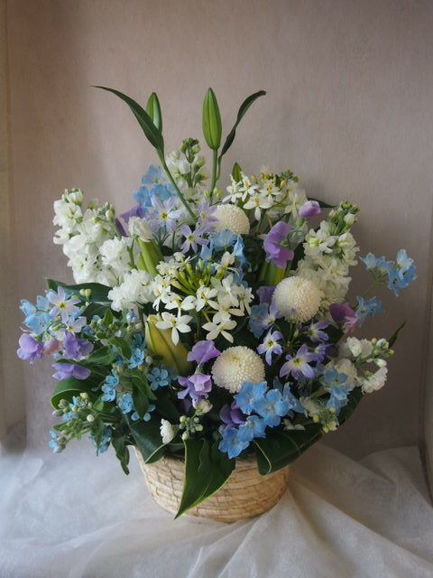 花ギフト|フラワーギフト|誕生日 花|カノシェ話題|スタンド花|ウエディングブーケ|花束|花屋|46090