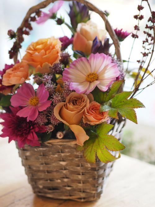 花ギフト|フラワーギフト|誕生日 花|カノシェ話題|スタンド花|ウエディングブーケ|花束|花屋|PA180336