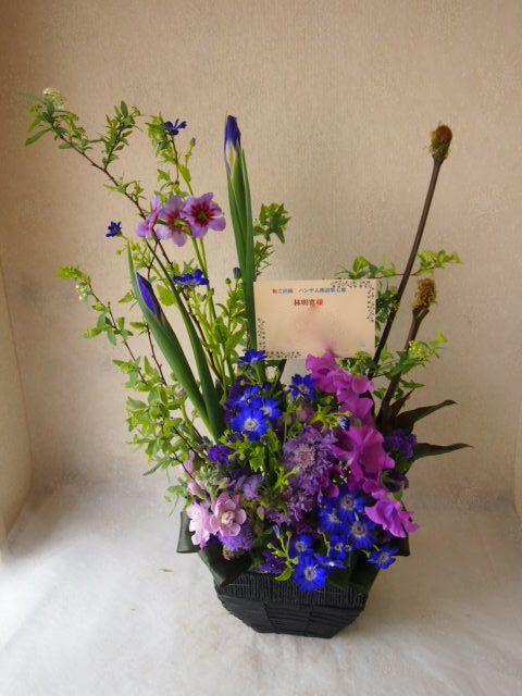 花ギフト|フラワーギフト|誕生日 花|カノシェ話題|スタンド花|ウエディングブーケ|花束|花屋|53801