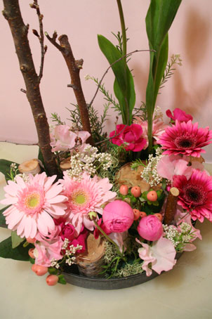花ギフト|フラワーギフト|誕生日 花|カノシェ話題|スタンド花|ウエディングブーケ|花束|花屋|IMG_2728