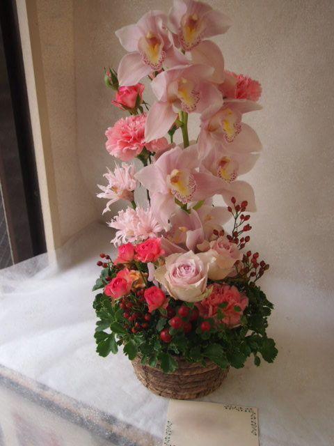 花ギフト|フラワーギフト|誕生日 花|カノシェ話題|スタンド花|ウエディングブーケ|花束|花屋|51332