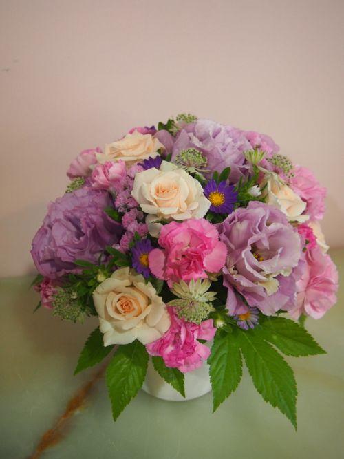 花ギフト|フラワーギフト|誕生日 花|カノシェ話題|スタンド花|ウエディングブーケ|花束|花屋|P7050657