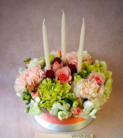 花ギフト|フラワーギフト|誕生日 花|カノシェ話題|スタンド花|ウエディングブーケ|花束|花屋|37913