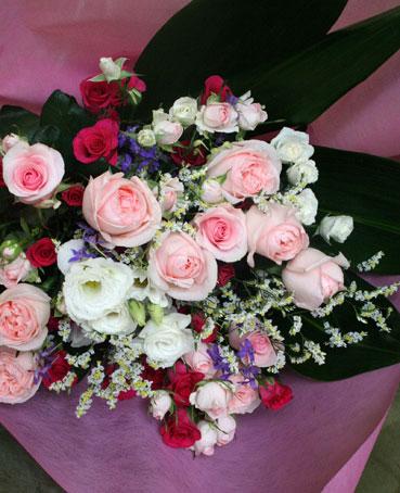 花ギフト|フラワーギフト|誕生日 花|カノシェ話題|スタンド花|ウエディングブーケ|花束|花屋|ピンク花束