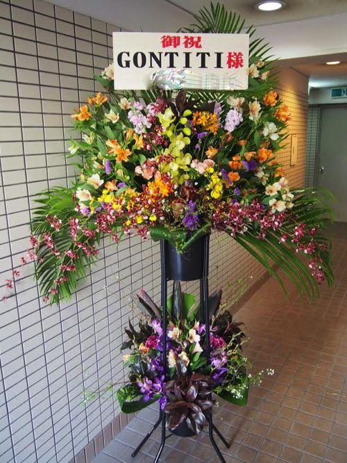 スタンド花 カノシェ|東京 横浜 大阪 全国へお届けよみうり大手町ホール2