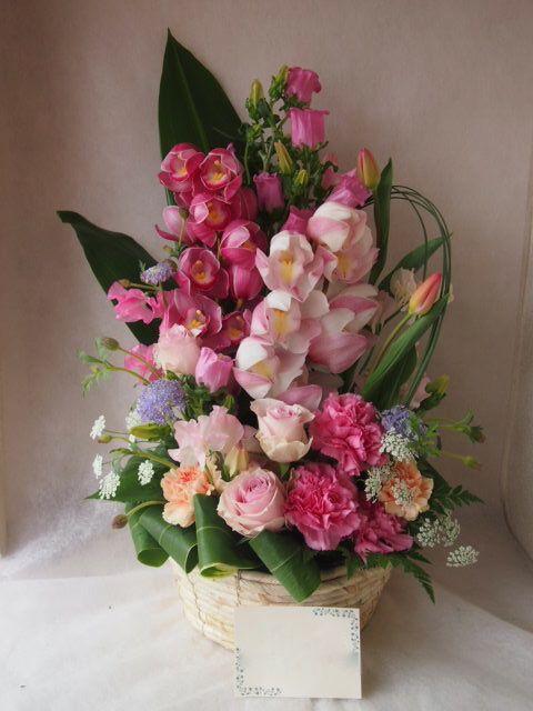 花ギフト|フラワーギフト|誕生日 花|カノシェ話題|スタンド花|ウエディングブーケ|花束|花屋|45572