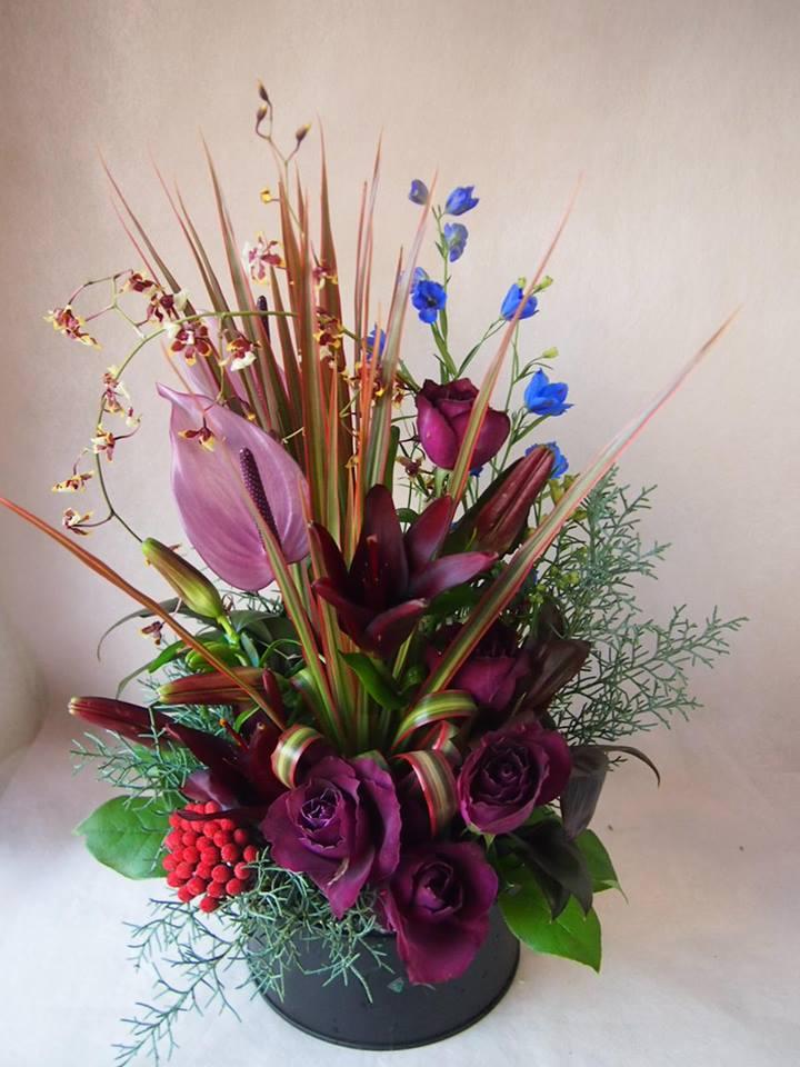 花ギフト|フラワーギフト|誕生日 花|カノシェ話題|スタンド花|ウエディングブーケ|花束|花屋|541505_500817783358853_382799243_n