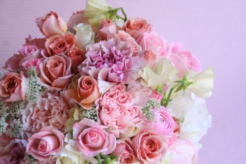 花ギフト|フラワーギフト|誕生日 花|カノシェ話題|スタンド花|ウエディングブーケ|花束|花屋|IMG_0567