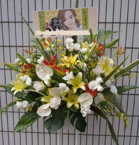 花ギフト|フラワーギフト|誕生日 花|カノシェ話題|スタンド花|ウエディングブーケ|花束|花屋|グンソク様2