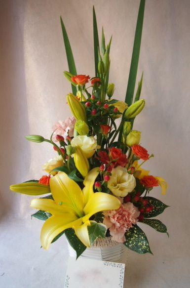 花ギフト|フラワーギフト|誕生日 花|カノシェ話題|スタンド花|ウエディングブーケ|花束|花屋|43200