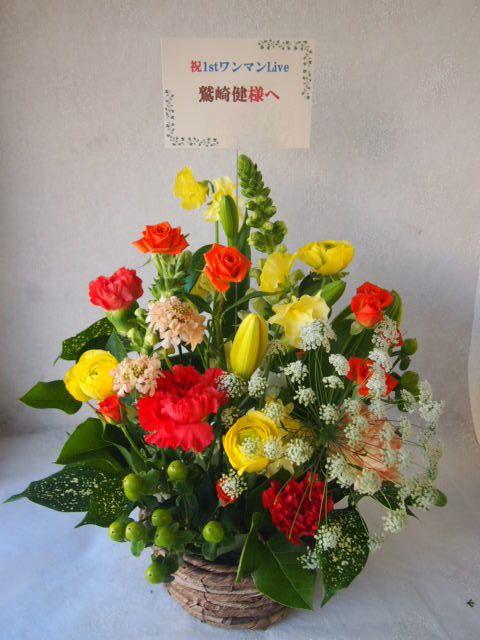 花ギフト|フラワーギフト|誕生日 花|カノシェ話題|スタンド花|ウエディングブーケ|花束|花屋|53151