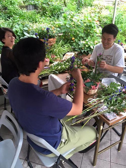 花ギフト|フラワーギフト|誕生日 花|カノシェ話題|スタンド花|ウエディングブーケ|花束|花屋|IMG_7093