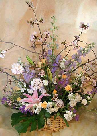 花ギフト フラワーギフト 誕生日 花 カノシェ話題 スタンド花 ウエディングブーケ 花束 花屋 ramu