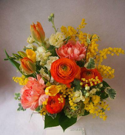 花ギフト|フラワーギフト|誕生日 花|カノシェ話題|スタンド花|ウエディングブーケ|花束|花屋|38453
