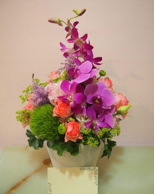 花ギフト|フラワーギフト|誕生日 花|カノシェ話題|スタンド花|ウエディングブーケ|花束|花屋|56064