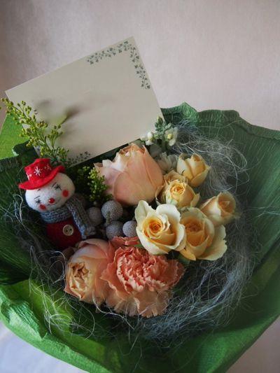 花ギフト|フラワーギフト|誕生日 花|カノシェ話題|スタンド花|ウエディングブーケ|花束|花屋|37596