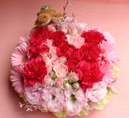 花ギフト|フラワーギフト|誕生日 花|カノシェ話題|スタンド花|ウエディングブーケ|花束|花屋|かめ