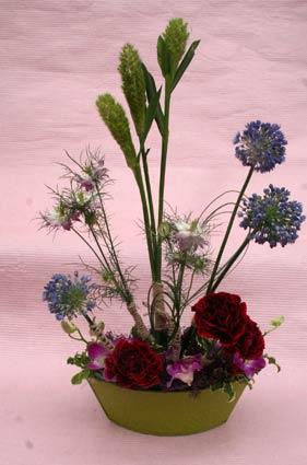 花ギフト フラワーギフト 誕生日 花 カノシェ話題 スタンド花 ウエディングブーケ 花束 花屋 IMG_7524