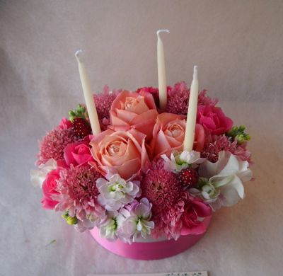 花ギフト|フラワーギフト|誕生日 花|カノシェ話題|スタンド花|ウエディングブーケ|花束|花屋|38858