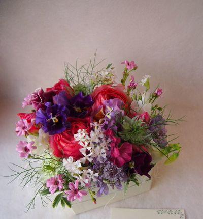 花ギフト|フラワーギフト|誕生日 花|カノシェ話題|スタンド花|ウエディングブーケ|花束|花屋|38485