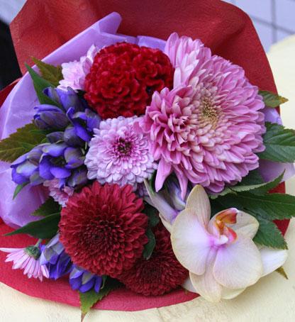 花ギフト|フラワーギフト|誕生日 花|カノシェ話題|スタンド花|ウエディングブーケ|花束|花屋|wahuku