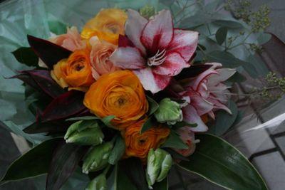 花ギフト|フラワーギフト|誕生日 花|カノシェ話題|スタンド花|ウエディングブーケ|花束|花屋|IMG_5674