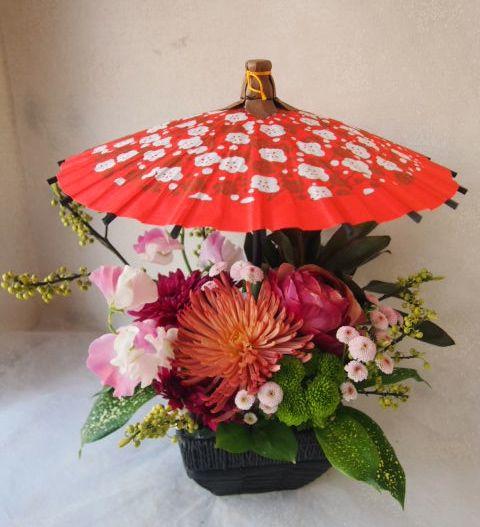 花ギフト|フラワーギフト|誕生日 花|カノシェ話題|スタンド花|ウエディングブーケ|花束|花屋|53506