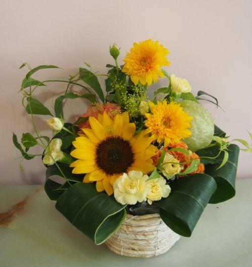 花ギフト|フラワーギフト|誕生日 花|カノシェ話題|スタンド花|ウエディングブーケ|花束|花屋|57881