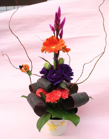 花ギフト|フラワーギフト|誕生日 花|カノシェ話題|スタンド花|ウエディングブーケ|花束|花屋|さとうさん10