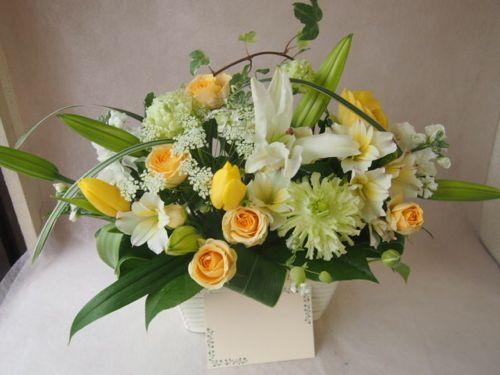 花ギフト|フラワーギフト|誕生日 花|カノシェ話題|スタンド花|ウエディングブーケ|花束|花屋|46866