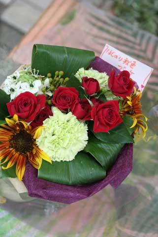 花ギフト|フラワーギフト|誕生日 花|カノシェ話題|スタンド花|ウエディングブーケ|花束|花屋|ほんのり