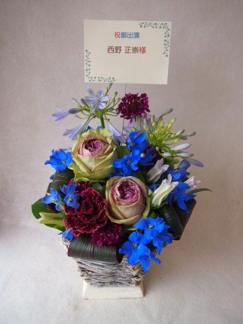 花ギフト|フラワーギフト|誕生日 花|カノシェ話題|スタンド花|ウエディングブーケ|花束|花屋|40789