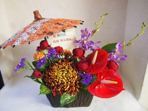 花ギフト|フラワーギフト|誕生日 花|カノシェ話題|スタンド花|ウエディングブーケ|花束|花屋|50862