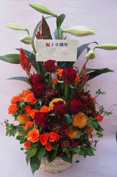 花ギフト|フラワーギフト|誕生日 花|カノシェ話題|スタンド花|ウエディングブーケ|花束|花屋|P6045435