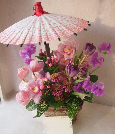 花ギフト|フラワーギフト|誕生日 花|カノシェ話題|スタンド花|ウエディングブーケ|花束|花屋|46059