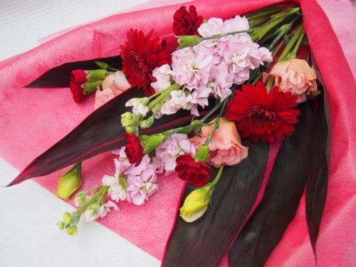 花ギフト|フラワーギフト|誕生日 花|カノシェ話題|スタンド花|ウエディングブーケ|花束|花屋|52527
