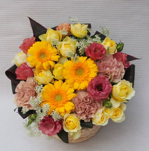 花ギフト|フラワーギフト|誕生日 花|カノシェ話題|スタンド花|ウエディングブーケ|花束|花屋|55360