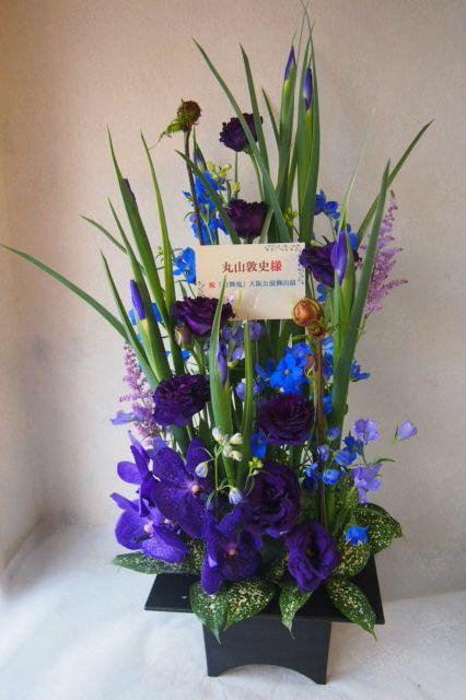 花ギフト|フラワーギフト|誕生日 花|カノシェ話題|スタンド花|ウエディングブーケ|花束|花屋|54064