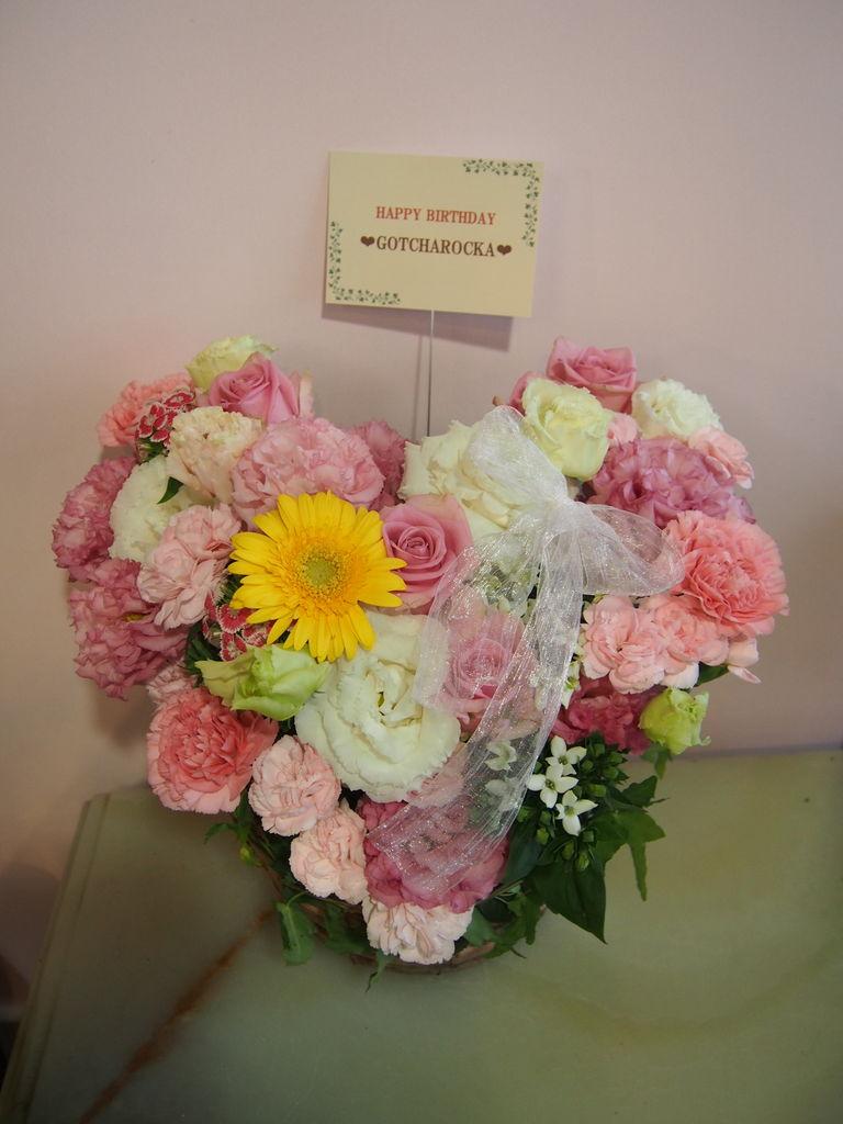 花ギフト|フラワーギフト|誕生日 花|カノシェ話題|スタンド花|ウエディングブーケ|花束|花屋|57806