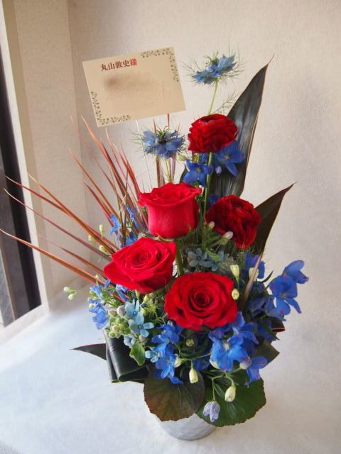 花ギフト|フラワーギフト|誕生日 花|カノシェ話題|スタンド花|ウエディングブーケ|花束|花屋|53777